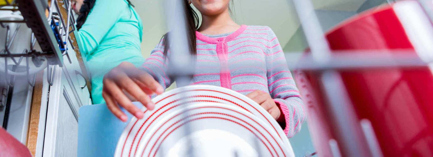 Wie Sie Ihre Küche richtig putzen - Zewa