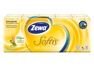Zewa Softis Soft&Sensitive