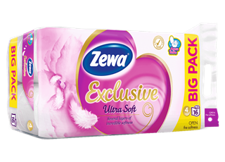 Zewa Exclusive Ultra Soft 16