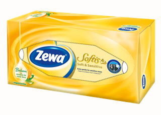 Zewa Softis Soft & Sensitive