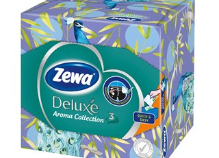 Zewa Deluxe Aroma Collection
